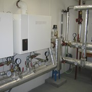 Системы энергоснабжения зданий фото