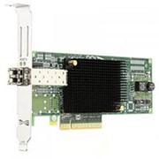 489192-001 Контроллер HP PC Board - PCIe single-port Fiber Channel (FC) 81e Host Bus Adapter (HBA) board фото
