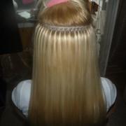 Выпрямление волос фото