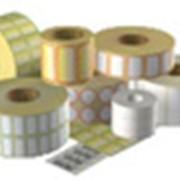 Этикет-лента для принтеров 21 x 12 фото