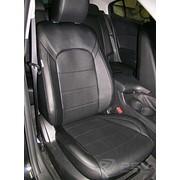 Чехлы Mazda 3 13 S черный эко-кожа Оригинал фото