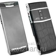 Телефон Vertu Signature Touch Jet Alligator 87122 фото