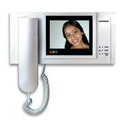 Установка видеодомофона фото