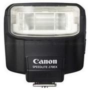 Вспышка Canon Speedlite 270EX фото