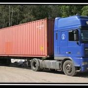 Доставка контейнеров 20фут из SHANGHAI в Челябинск фото
