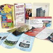 Печать флаеров и листовок дешево. Еврофлаер 1000 штук- 290 грн. фото