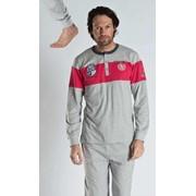 Пижама MPE13-03 LUNGO RIB