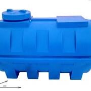 Емкость (бочка, бак, резервуар) пластиковая 1000 л фото