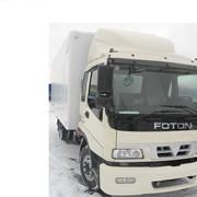 Изотермический фургон Foton BJ 1093