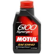 Масло моторное Motul Модель 10W40 6100 SYNERG+ 2 фото