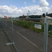 Панель временного строительного ограждения ЕВРО-2 ЛАЙТ фото