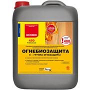 НЕОМИД 450 Огнебиозащитный состав для древесины (5кг) фото