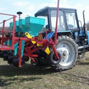 Машина для посадки лука севка 2/4/6 рядная (Беларусь) фото