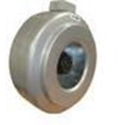 Круглые канальные вентиляторы фото