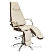 """Педикюрное кресло """"МИЛАНА"""" гидравлическое с опорами под ноги фото"""