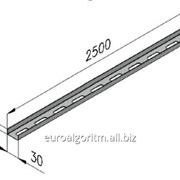 Дистанционная планка к стене и к потолку 500 мм., арт. ДП А35L500S20