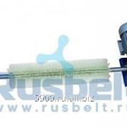 Щетка электрическая для очистки конвейерной ленты 1200 мм. фото
