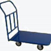 Тележки грузовые 4-х колесные
