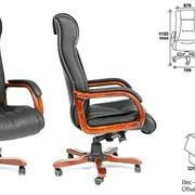 Кресло руководителя CHAIRMAN CH 653 фото