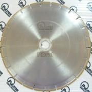 Отрезные сегментные диски для резки мрамора фото