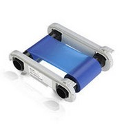 Монохромная синяя лента Evolis RCT012NAA 1000 отп. фото