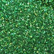 Глиттер - цвет зеленый 100г фото
