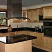 Кухонные столешницы из гранита фото