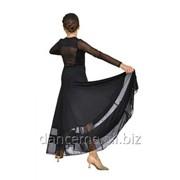 Dance Me Платье женское ПС90, масло / сетка, черный фото