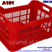 Пластиковый ящик А101 фото