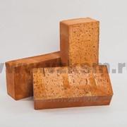 Кирпич керамический полнотелый рядовой одинарный фото