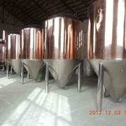 Пивзаводы под ключ мощностью 100 литров пива в сутки фото