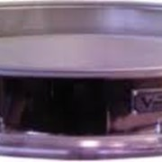 Сито лабораторное с20/50 (d 200мм х h 50мм; отв. 2.5мм; сетка тканая, латунь) фото