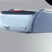 Кунг Nissan Navara 2005-2010 фото