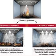 Система управления пожарной автоматикой Олимп фото