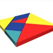 Мат герметический прямоугольный фото