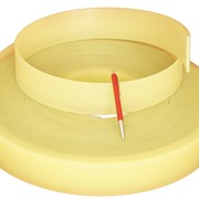 Полиуретановая лента (конвейерная) толщина 22 мм. ширина от 100 мм. длина до 30 метров фото