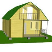 Строительство и монтаж дачных домиков фото