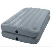 Надувная кровать Intex 2-х ярусная фото