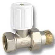 Радиаторный вентиль прямой VE-4232 A фото