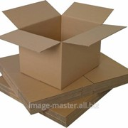 Упаковка из картона Имидж Мастер фото