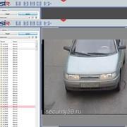 Система автоматического распознавания номеров автомобилей AutoTRASSIR 4 канала до 30 км/ч фото