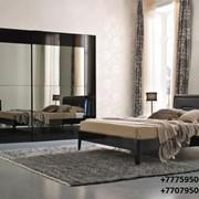 Изготовление корпусной мебели, спальный гарнитур на заказ Астана фото