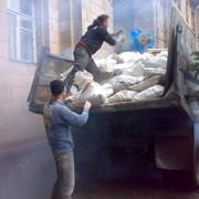 Вывоз, утилизация старых окон и строительного мусора после монтажа фото