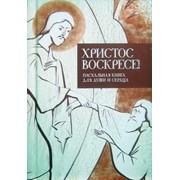 Книга Пасхальная Христос воскресе! для души и сердца (Никея) тв., карм. Арт. К4682 фото