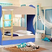 Двухъярусная кровать Командор фото
