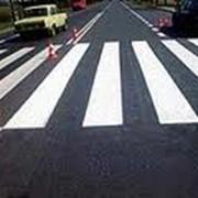 Вставки для разметки дорог фото