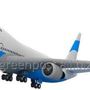 Доставка почты авиатранспортом поселок Жезказган - Актюбинск весом до 0,3 кг фото