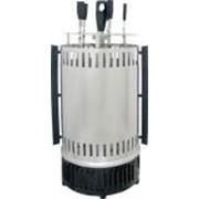 Электрошашлычница (шашлычница) МИГ МАЭСТРО 1000Вт 5 шампуров фото