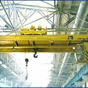 Ремонт механической и электрической частей мостовых и козловых кранов фото