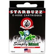 Starbuzz E-Hose simply mint (приятный мятный вкус) фото